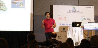 Bit Life Media eventos CyberSec17 Pablo San Emeterio