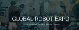 Madrid se convierte en abril en la capital europea de la robótica, con Global Robot Expo #GREX18