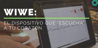 WIWE el dispositivo movil que escucha a tu corazón electrocardiogramas ECG