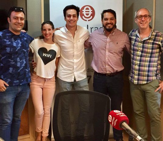 Capital Radio After Work redes sociales y recuperación de datos con Enrique Serrano y Cesar Garcia