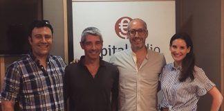 Ciberdefensa en Capital Radio con Angel Gomez de Agreda