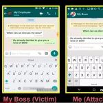 Vulnerabilidada fallo whastapp interceptar modificar mensajes