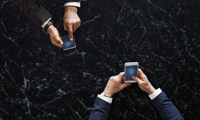 IoT oficina empresa compañías internet de las cosas moviles dispositivos empresa