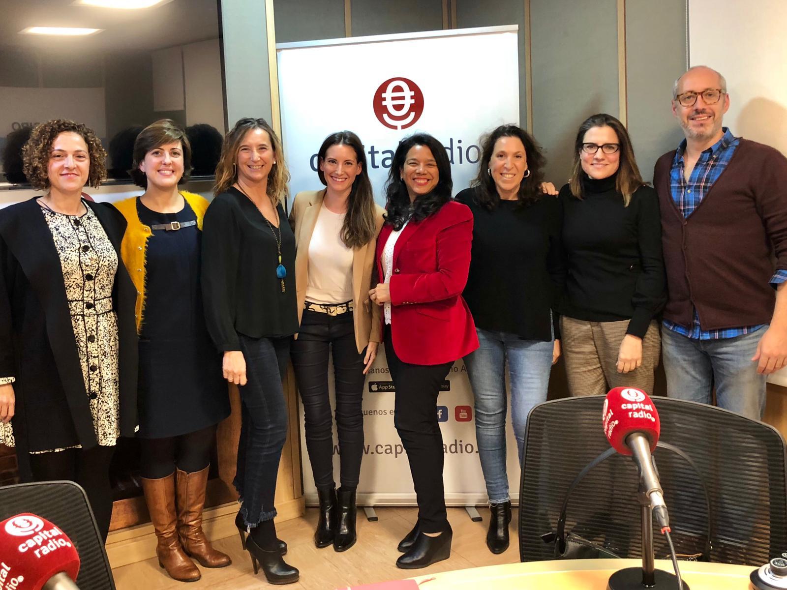 mujeres ciberseguridad direccion afterwork capital radio noticias seguridad informatica bit life media monica valle