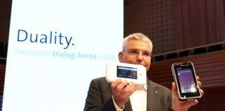qualcomm swisscom 5g telefonos primeros smartphone con conexion 5g presentacion suiza lucerna noticias de tecnologia bit life media