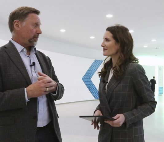 bret hartman interview cybersecurity cyber security strategy cyber attacks companies cisco security cisco live 2019 monica valle journalist bit life media