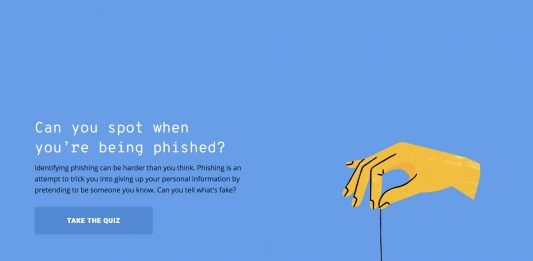 phishing campaña google test herramienta habilidades conocimiento usuarios ciberseguridad concienciacion noticias seguridad informatica bit life media