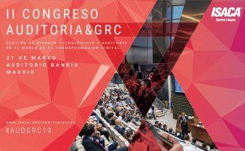congreso isaca auditoria gestion de riesgos compliance ciberseguridad respuesta incidentes seguridad informatica ciso madrid 21 marzo 2019