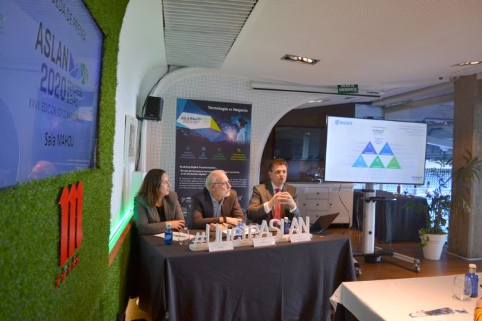 aslan2020 aslan 2020 evento asociacion tecnologia ciberseguridad innovacion madrid poder del dato ciberseguridad hilos conductores congreso ifema